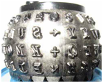 APL typewriter ball (1970s)